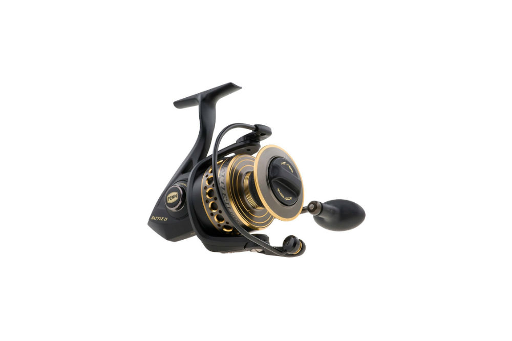 Battle II Spinning Reel by Penn: Quick Review