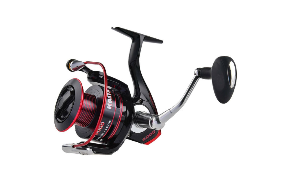 KastKing Sharky II Spinning Reel Review