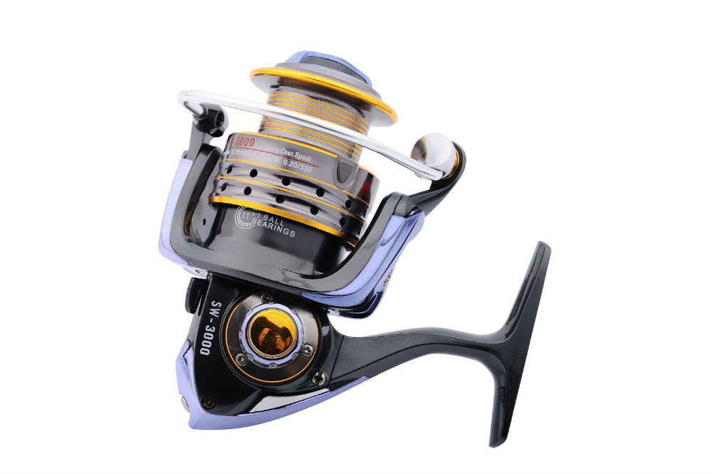 Supertrip Saltwater Stainless Steel Fishing Reel Review