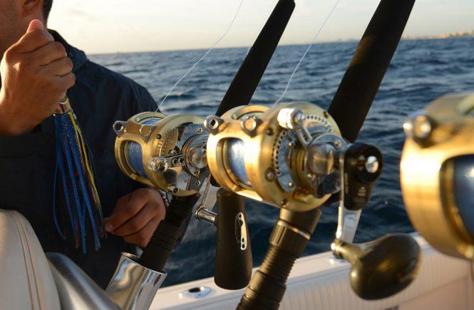 saltwater spinning reels