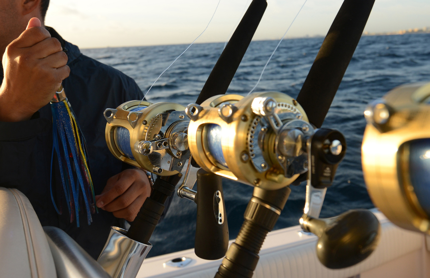 2017 guide to the best saltwater spinning reels