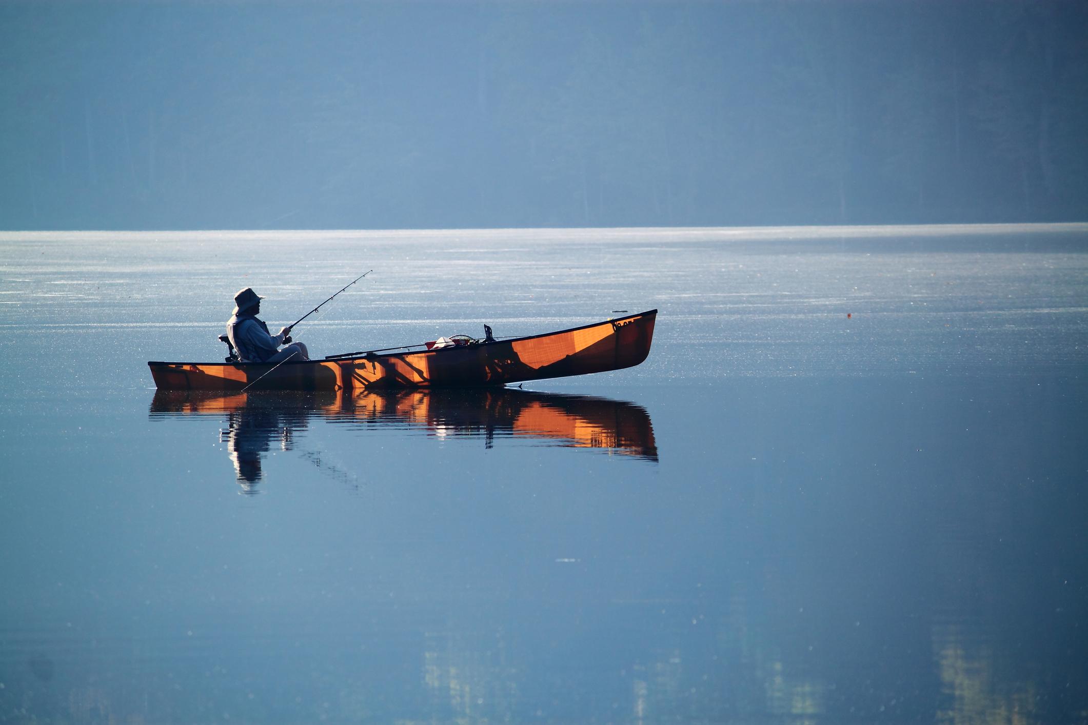 10 beginner tips for kayak fishing in saltwater for Beginner fishing kayak